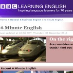 bbc audio listening practice