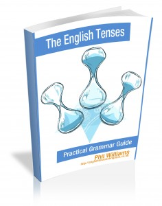 english tenses grammar guide