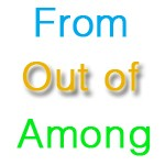 from out of among