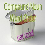 compound noun word order