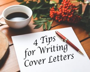 english cover letters tips