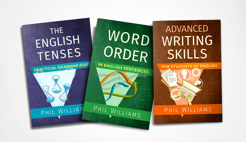 english lessons books series