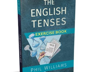 Out now: The English Tenses Exercise Book!